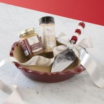 pie baker gift basket