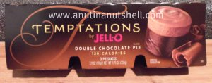 Jell-O Temptations Double Chocolate Pie