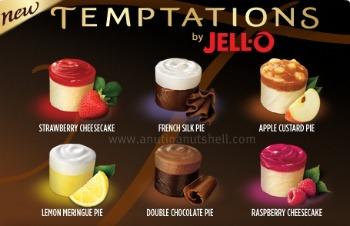 Jell-O Temptations