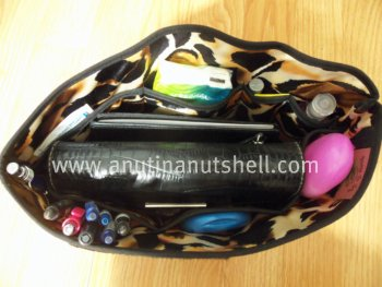 Purse To Go in use