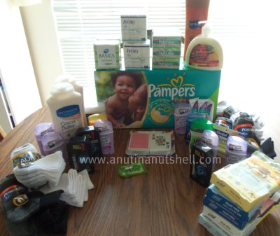Donations for shelter