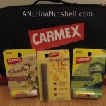 NEW Carmex Vanilla and Lime Twist Lip Balms + Summer Gift Pack Giveaway