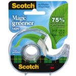 Scotch Magic Tape is Now Greener + Giveaway