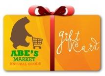 Abe's Market gift card