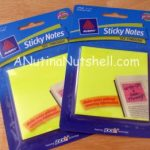 Avery See-Through Sticky Notes – Transparency IS Everything! + Giveaway