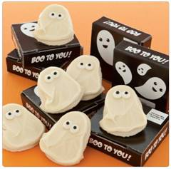 Boo to you cookie greetings
