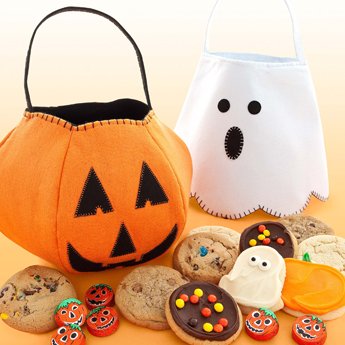 Cheryl's Plush treat bags