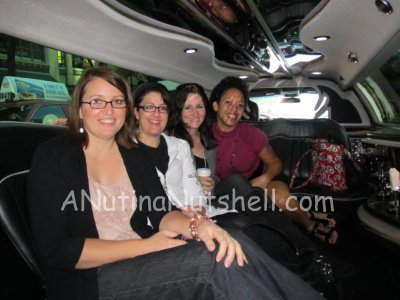 Fellowes moms limo