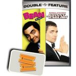 Johnny English Reborn + DVD/Fandango Gift Pack Giveaway