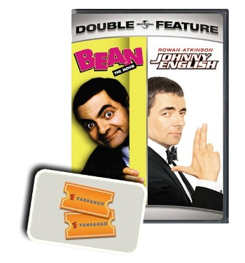 Johnny English prize package