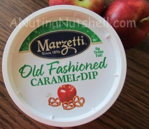 Marzetti old fashioned caramel dip