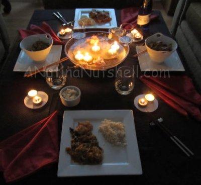 PF Chang's dinner
