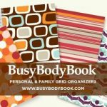 BusyBodyBook Review + Giveaway (3 Winners) (Holiday Gift Guide Pick)