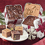 fudge samplers