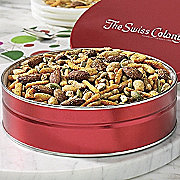 hot spicy cajun nut mix