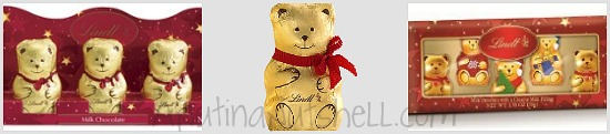 Lindt Bear prize pack