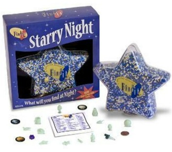 Starry Night Find It Hidden Object game