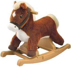 Tek Nek rocking pony