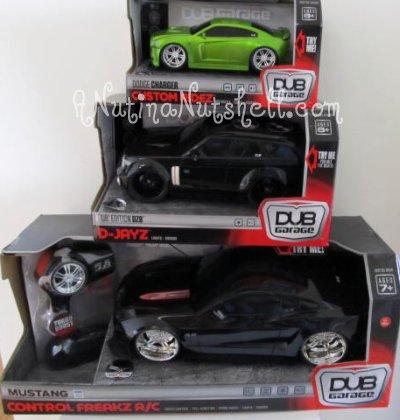 DUB Garage Toys