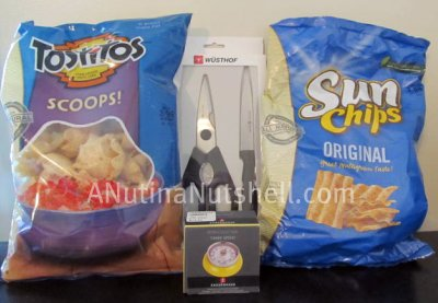 Frito-Lay holiday prize pack