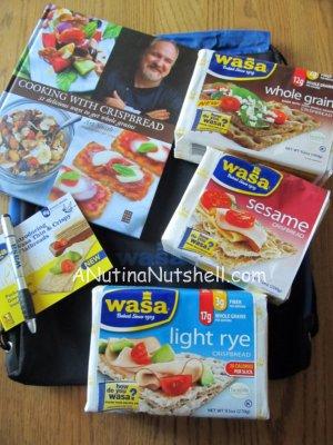 Wasa crispbread snacks
