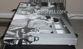 wrapped photo canvas