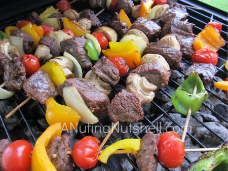 "Marinated Beef Kabobs + ""Spring Taste of Sam's Club"" Barbecue G..."