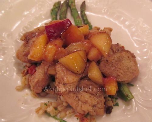 Marinated-apple-mango-chicken