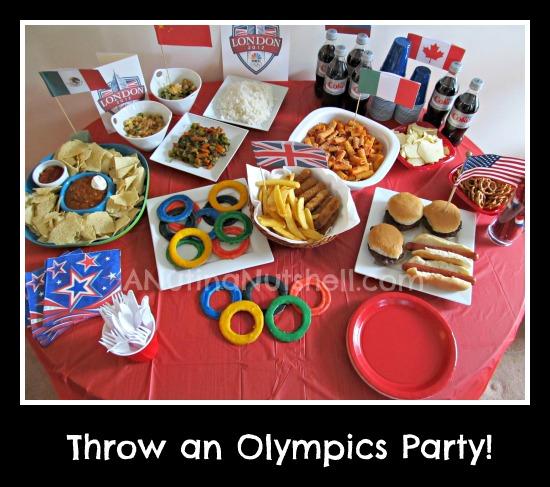 Olympics-party