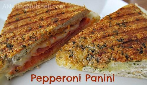 Pepperoni Panini Recipes — Dishmaps