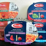 Barilla Microwaveable Meals + Giveaway