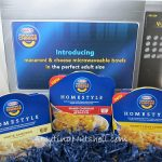 KRAFT HOMESTYLE Macaroni & Cheese Microwaveable Bowls