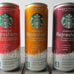 Starbucks Refreshers Sparkling Beverages