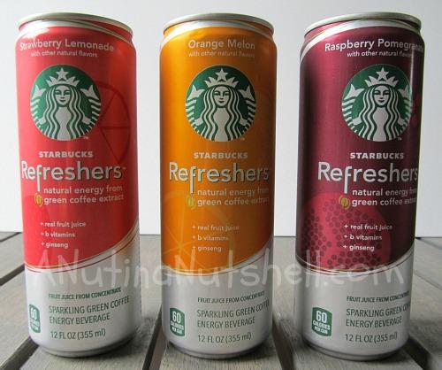 Starbucks-Refreshers