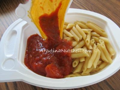 sauce-tray-Barilla-microwave-meal