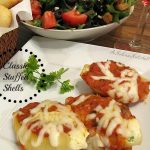 Classic Stuffed Shells with Classico Sauce + Giveaway (5 winners)