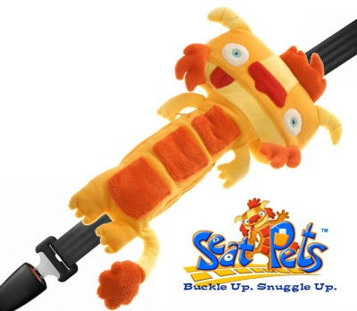seat-pets-on-seat-belt-strap