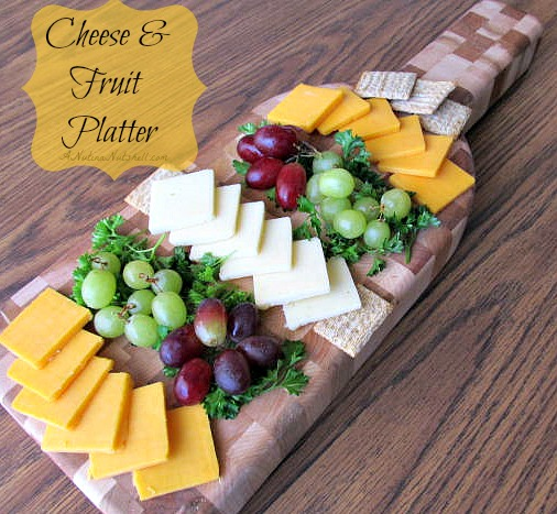 Cheese-Fruit-Platter