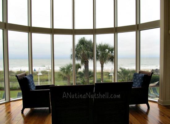 Hampton-Inn-oceanfront-myrtle-beach-lobby-view