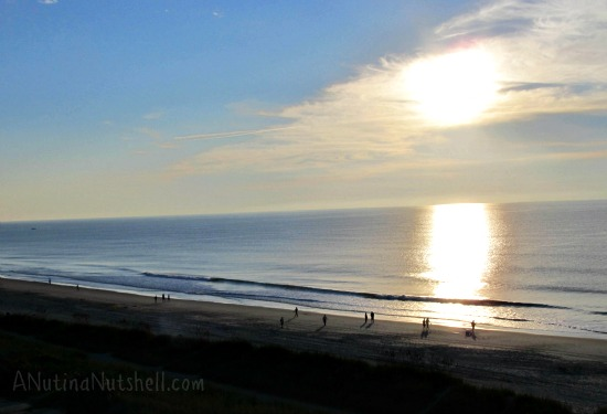 Hampton-Inn-oceanfront-myrtle-beach-sunrise