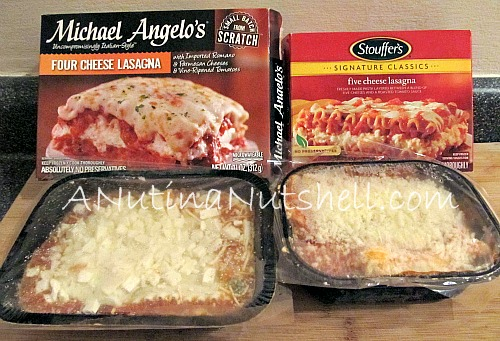 Michael-Angelo's-Stouffers-frozen-lasagna-taste-test