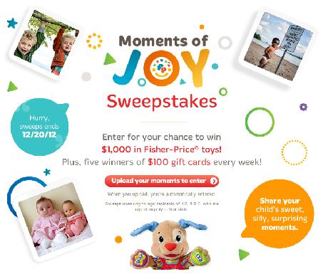 Moments-Of-Joy-Sweepstakes