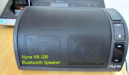 Nyne NB-200 Bluetooth Speaker