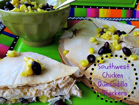Southwest-Chicken-Quesadilla_Stackers