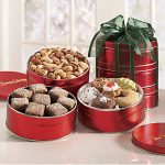 Holiday Gift Tins from the Swiss Colony + Giveaway