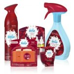 Febreze Holiday Collection + Giveaway