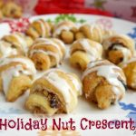 Holiday Nut Crescents
