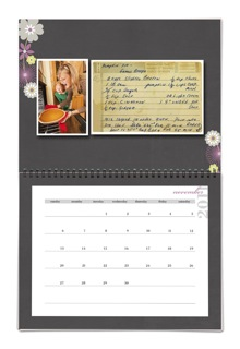 Kodak-photo-recipe-calendar