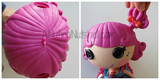 Lalaloopsy-Silly-Hair-Star-hair-piece-openings