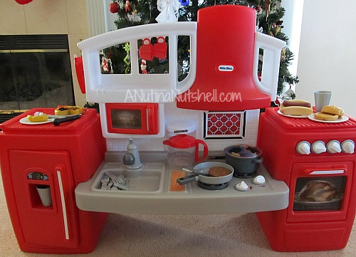Little Tikes Cook N Grow Kitchen Toddler Stage